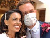 العروسان البريطانيان