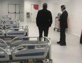 المستشفي الميدانى