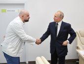 بوتين يلتقى كبير أطباء مكافحة كورونا فى موسكو