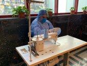 تصنيع الكمامات