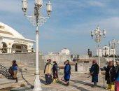 عاصمة تركمانستان