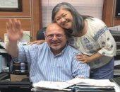 الطبيب المصرى وزوجته