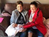 الشقيقتان قبل وفاتهم بسبب فيروس كورونا