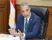 أحمد الأنصارى محافظ الفيوم