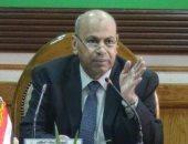 الدكتور مصطفى عبد النبى رئيس جامعة المنيا