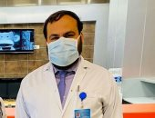 الدكتور علي حطب وكيل وزارة الصحة بالإسماعيلية