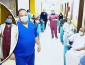 أطباء مستشفى إسنا