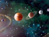 كواكب فى نظام شمسى