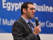 جمال أبو على الأمين العام للجمعية المصرية لشباب الأعمال