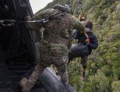 عملية إنقاذ فى نيوزيلندا