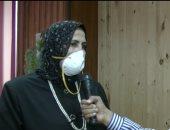 الدكتورة سوسن سلام وكيل وزارة الصحة بكفر الشيخ