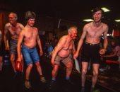 بريطانيون في فترة الثمانيات