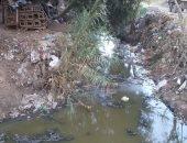 الصرف الصحى فى قرية بلقينا