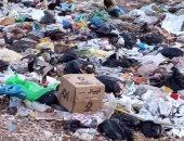 تلال القمامة تحاصر مدينة زفتي