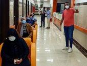 مستشفى العديسات للحجر تعلن خروج 4 حالات عقب شفاؤهم من كورونا