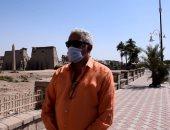 العميد أيمن الشريف رئيس مجلس مدينة الأقصر