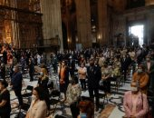 الكنائس أغلقت أبوابها لشهور بسبب كورونا فى إسبانيا