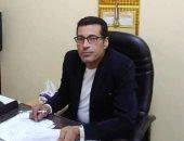 محمد العديسى مدير عام مديرية التضامن الاجتماعى بالوادى الجديد