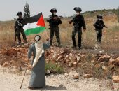عنف قوات الاحتلال الاسرائيلى ضد الفلسطينيين