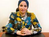داليا السواح عضو جمعية رجال الأعمال المصريين