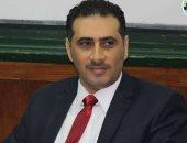 الدكتور محمود السعيد عميد كلية الاقتصاد والعلوم السياسية