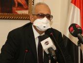 المستشار بهاء ابو شقه رئيس حزب الوفد