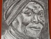 رسومات القارئة الفنانة منه محمد حسن سالم