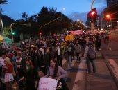 مظاهرة ضد قتل المثليين فى كولومبيا