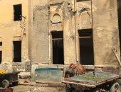 الدولة تستعيد مبنى محكمة بلبيبس