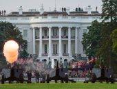 الاحتفال بعيد الاستقلال فى البيت الأبيض