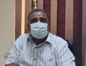 الدكتور خلف عمر مدير عام مستشفى الأقصر العام للعزل الصحى