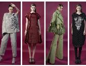 تصميمات من عرض أزياء Guo Pei