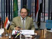 الدكتور نصيف حفناوى وكيل وزارة الصحة بالمنوفية