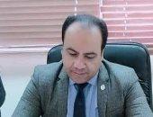 الدكتور أحمد أبو هاشم وكيل وزارة الصحة ببورسعيد