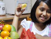الأكل الصحى للأطفال