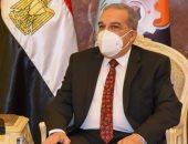 المهندس محمد أحمد مرسي وزير الدولة للإنتاج الحربي
