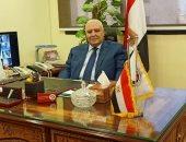 المستشار لاشين ابراهيم رئيس الوطنية للانتخابات