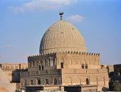 قبة الإمام الشافعى