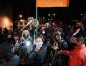 غضب أنصار رئيس كولومبيا السابق