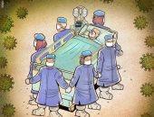 الأطقم الطبية في مواجهة كورونا