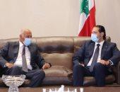 سعد الحريري يلتقي الأمين العام للجامعة العربية