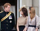 الأمير هارى والأميرتان بياتريس وأوجينى