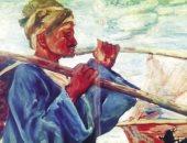 لوحة الصيادين