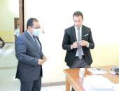 صالح الشيخ ، رئيس الجهاز المركزي للتنظيم والإدارة