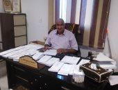 محمود إبراهيم الضوى مدير إدارة التضامن الاجتماعى