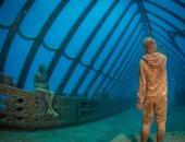 أول متحف تحت الماء في أستراليا
