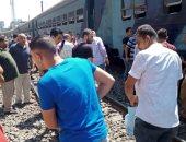 ارتباك حركة قطارات محطة مصر