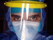 مصطفى أمين فنى تمريض مستشفى السكة الحديد بمدينة أبو زعبل