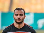 كريم طارق لاعب الطلائع
