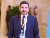 الكاتب الصحفى يوسف أيوب، رئيس تحرير جريدة صوت الأمة